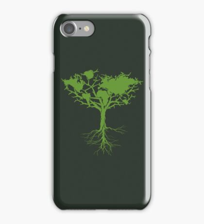 Earth Tree iPhone Case/Skin