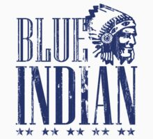 Blue Indian by Music