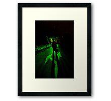Nightwalker Framed Print