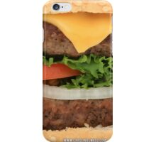 Hambergers  iPhone Case/Skin