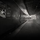 The station by Adrian Donoghue