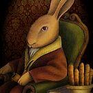 Sir Rabbit Worthington by Amalia K