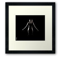 Naked Lady Framed Print