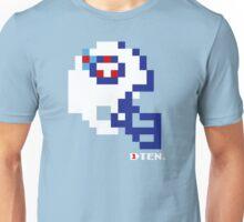 Tennessee Helmet - Tecmo Bowl Shirt Unisex T-Shirt