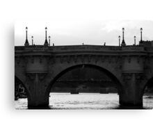 ponts Canvas Print