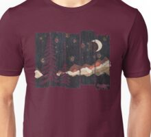Starry Night in the Moon  Unisex T-Shirt