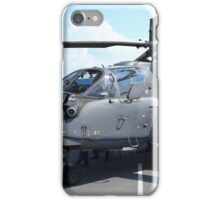 Attack helicopter Ka-52 Alligator iPhone Case/Skin