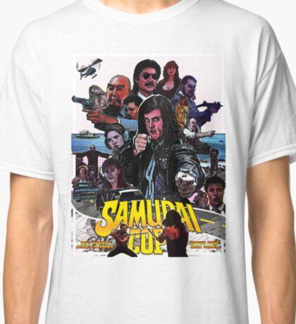 Samurai Cop Classic T-Shirt