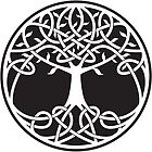 Celtic Tree of Life by danchampagne