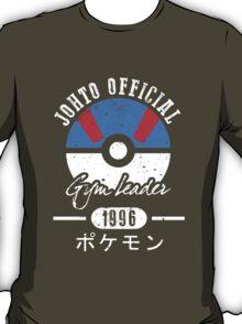 JOHTO Gym Leader  T-Shirt