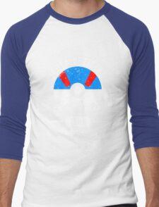 JOHTO Gym Leader  Men's Baseball ¾ T-Shirt