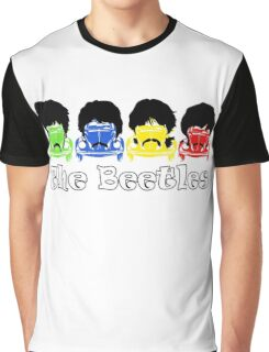 The Beatles/Beetles Graphic T-Shirt