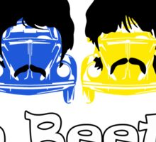 The Beatles/Beetles Sticker