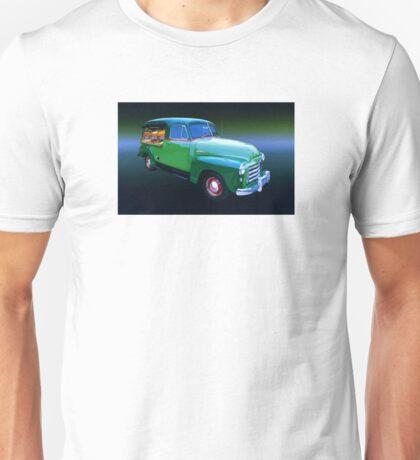 1949 GMC Canopy Truck Unisex T-Shirt