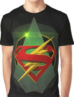 SuperArrowFlash Graphic T-Shirt