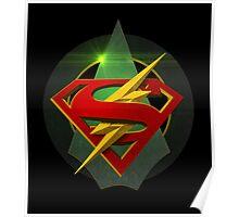 SuperArrowFlash Poster