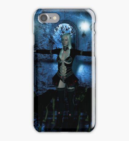 Bondage Mistress iPhone Case/Skin