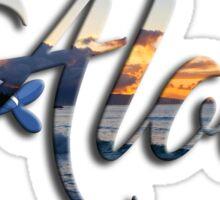 Aloha from Alola - Popplio Sticker
