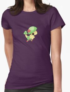 Breloom Womens Fitted T-Shirt