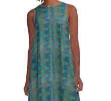 Living on a lily pad  A-Line Dress