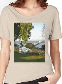 Shorncliffe Jetty Women's Relaxed Fit T-Shirt