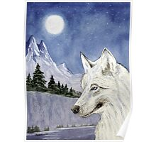 The Lone Wolf  Poster