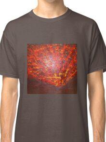 Volcano Eruption Classic T-Shirt