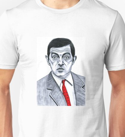 Mister Bean Unisex T-Shirt