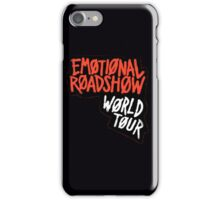 Twenty One Pilots Emotional Roadshow iPhone Case/Skin