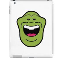 Slimer (Ghostbusters) iPad Case/Skin