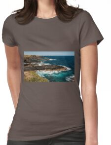 1174 Coastline Womens Fitted T-Shirt