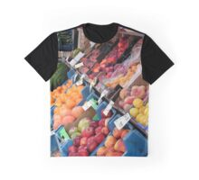 Shed loads of necessary vitamins Graphic T-Shirt