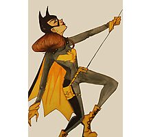 Batgirl — new design Photographic Print