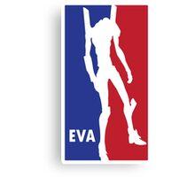 Evangelic Varsity Athletics Canvas Print