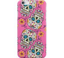 Sugar Skull PINK iPhone Case/Skin