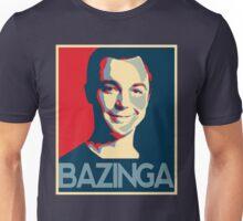 Bazinga Poster Unisex T-Shirt