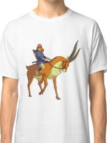 Ashitaka & Yakul Classic T-Shirt