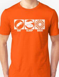 Eat Sleep Bask  T-Shirt