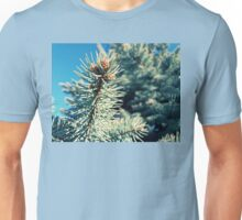 Blue Fir II Unisex T-Shirt
