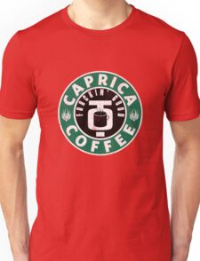 Caprica Coffee - green Unisex T-Shirt