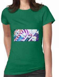 Jockeys 1 Womens Fitted T-Shirt