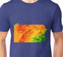 Physically Pennsylvania Unisex T-Shirt