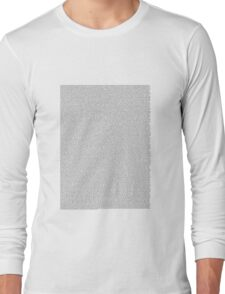 The Bee Movie Script Long Sleeve T-Shirt