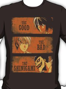 The Good, the Bad and the Shinigami T-Shirt