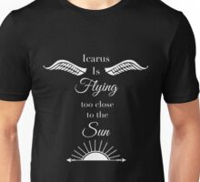 Icarus is Flying Unisex T-Shirt