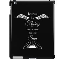 Icarus is Flying iPad Case/Skin