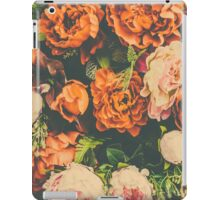 Roses Pattern Floral iPad Case/Skin
