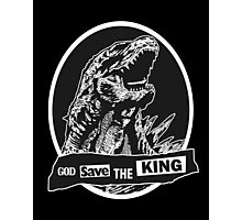 God Save the King Photographic Print