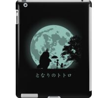 My Neighbor and friend iPad Case/Skin