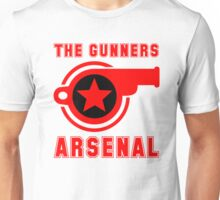 Arsenal - The Gunners Unisex T-Shirt